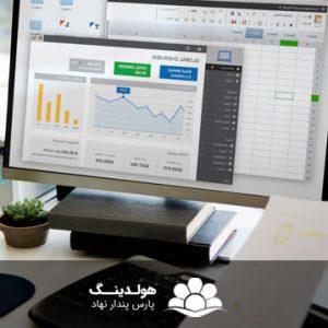 کاربرد نرم افزار Excel و Mini Tab درکنترل کیفیت